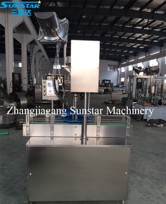 Automatic Or Semi Automatic Filling And Capping Machine